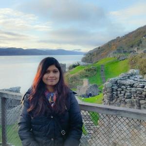 abhilasha jangam Travel Blogger