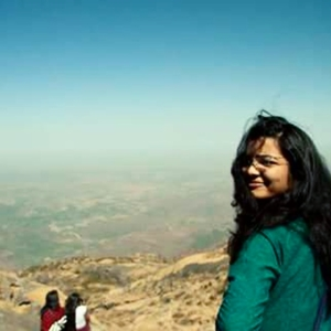 Ankita Tapas Travel Blogger