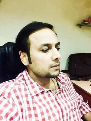 Uday Lodha Travel Blogger
