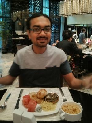 Uday Agarwal Travel Blogger