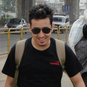Ankush Gupta Travel Blogger