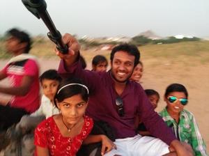 Avinash Bhogashetti Travel Blogger