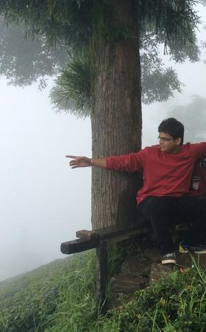 Parva Dubey Travel Blogger