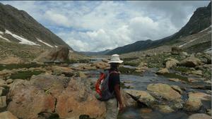 Pooja Moorthy Travel Blogger
