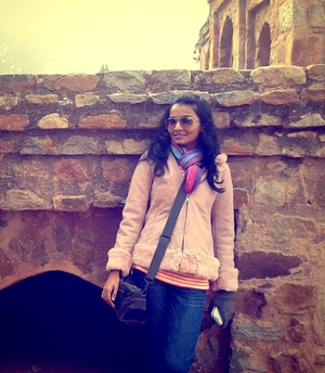 Kruti shah Travel Blogger