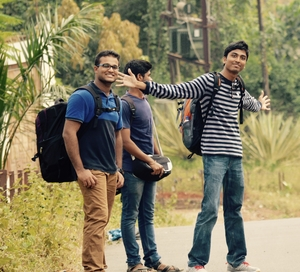 Siddharth Reddy Travel Blogger