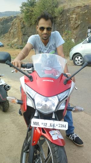 Prashant Nimbalkar Travel Blogger