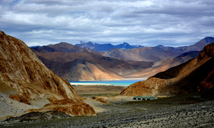 Little Tibet nd it's mystic landscapes
