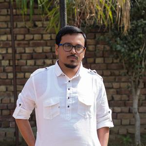 Abhra Ghosh Travel Blogger