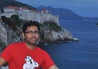Vihang Ghalsasi Travel Blogger
