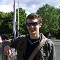 Andrew Britten Travel Blogger