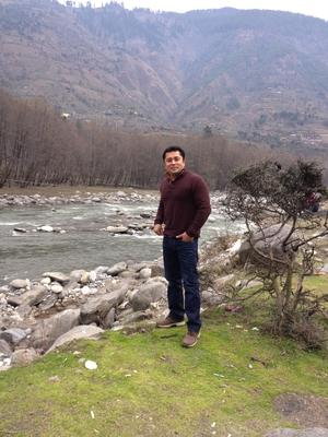 Reegan Gandhi Travel Blogger