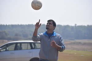 Shrinivas Tantri Travel Blogger