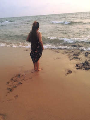 A day at Palolem beach!