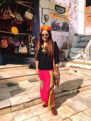 Pushkar. Sacred & Colourful Affair