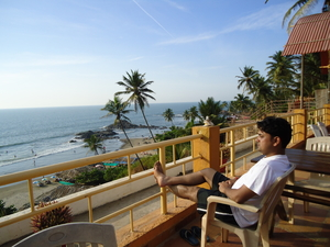 Girish Mimani Travel Blogger