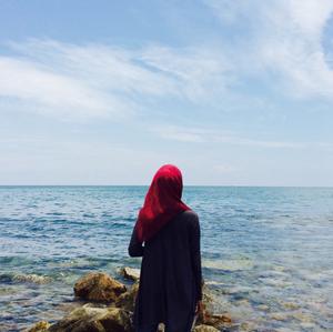 Faiqah Travel Blogger