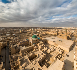Khiva – The slave city of Central Asia