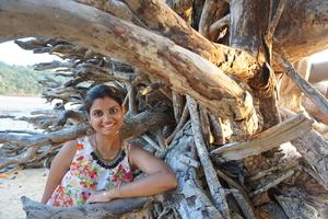 Falgu Satapathy Travel Blogger