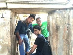 Bhangadh and Ranthambore