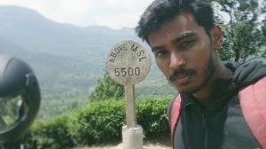 Sravan Thrippakkal Travel Blogger