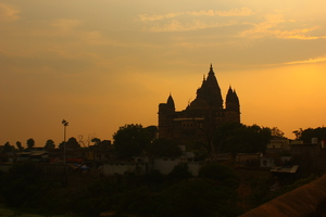 History with Orchha