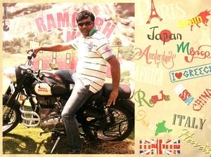 Prashant Nahar Travel Blogger