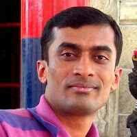 Sridhar V Travel Blogger