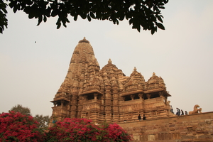 Weekend in Khajuraho