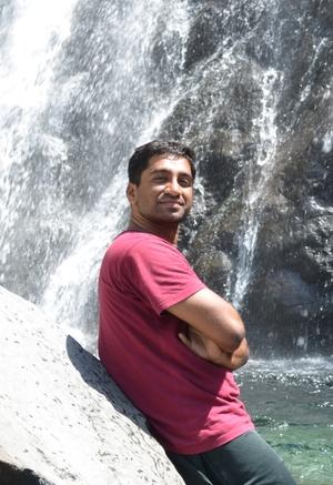 Paresh Vishal Travel Blogger