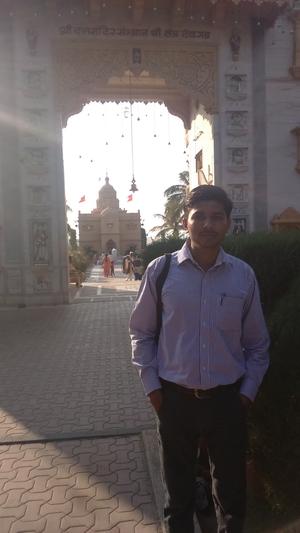 Santosh Patil Travel Blogger