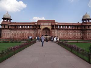 agra .. the mughal city