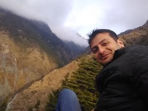 Anchal Sharma Travel Blogger