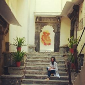Aditi Sojatia Travel Blogger