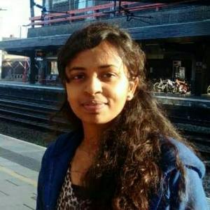 Radhika Selvam Travel Blogger