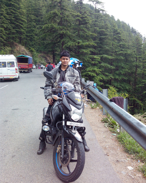 Motorcycle Diaries – The land of hills