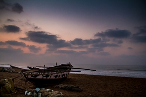 A memorable weekend at the Puri Beach