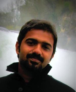 Kartik Jayaram Travel Blogger