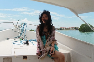 Gita Dinda  Travel Blogger