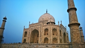 A look at Architecture: Delhi and Agra