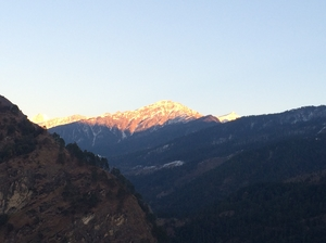 The universe conspired – Har Ki Doon, trek and the snow