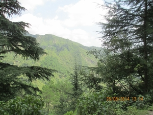 Exploring Kangra Valley with an 8 month baby