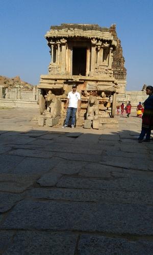 Subhajyoti Hait Travel Blogger