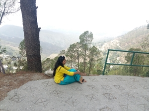 sukriti Travel Blogger