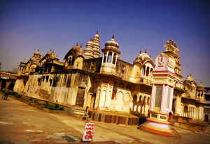 Rajasthan circuit-solo backpacking