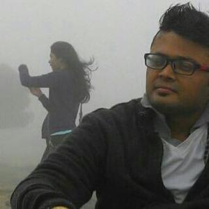 Alok Kumar Thakur Travel Blogger
