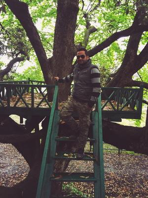 Nitin Ahluwalia Travel Blogger