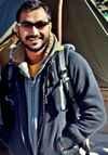 Vikrant Chavan Travel Blogger
