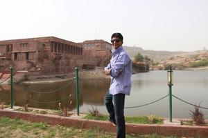 Naman Parikh Travel Blogger