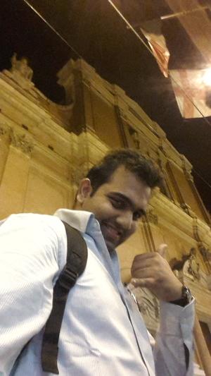 Vedank Travel Blogger
